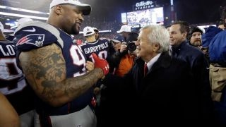 How Robert Kraft bought the Patriots