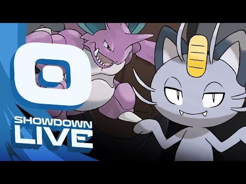 """""""FINDING OURSELVES WITH GIOVANNI"""" Pokemon Ultra Sun & Moon! Showdown Live w/PokeaimMD & Gator"""