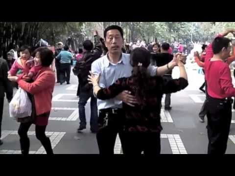 The World: Dancing in Chengdu, China