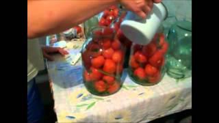 Сладкие помидоры