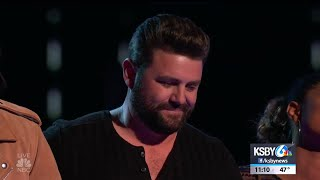 """Viewer votes send Orcutt's Pryor Baird to """"the Voice"""" Top 12 Mp3"""
