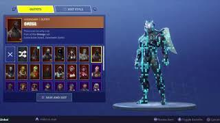 Fortnite Account for sale! Black Knight, Love Ranger...