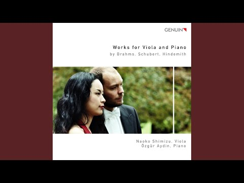 Viola Sonata No. 2 in E-Flat Major, Op. 120: I. Allegro amabile