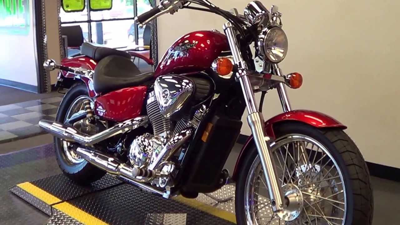 2007 HONDA SHADOW 600 VLX DELUXE-METICULOUSLY MAINTAINED-NEW TIRES ...