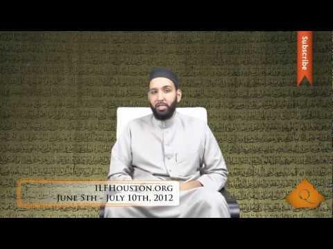 Surah Al-Mulk - Omar Suleiman - Quran Weekly