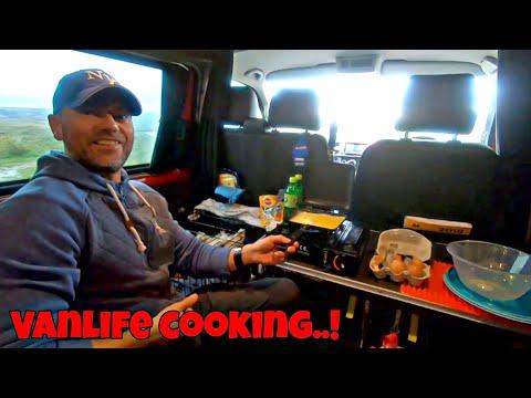 Cooking In The Van | VW Campervan