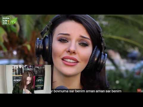 Russian Reaction DOĞA İÇİN ÇAL 10 - İKİ KEKLİK, DERE GELİYOR DERE. English Subtitles