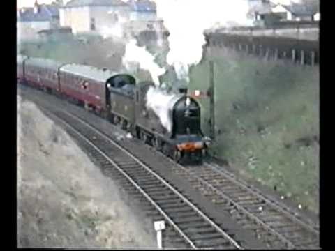 Railways / Ivor Peters Steam in Scotland.