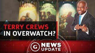 The Rock Thinks Terry Crews Should Voice Overwatch's Doomfist - GS News Update