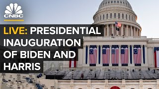 WATCH LIVE: The presidential inauguration of Joe Biden and Kamala Harris - 1/20/21