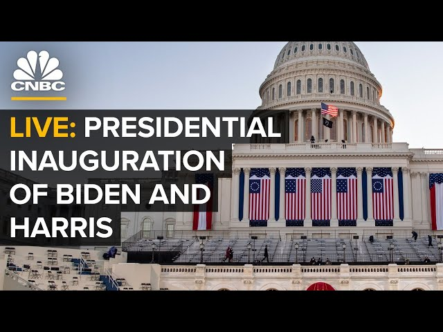 WATCH LIVE\: The presidential inauguration of Joe Biden and Kamala Harris — 1/20/21
