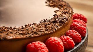 No Bake Chocolate Cheesecake Recipe!