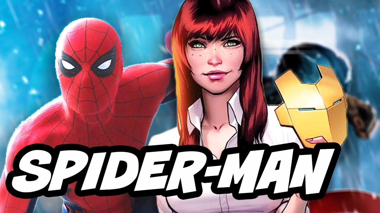 Spider Man Homecoming Mary Jane