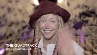 The QuadTrack Tracked Dark Ride for Santa Park,...