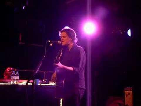 Alphabet of Hurricanes - New song - Tom McRae