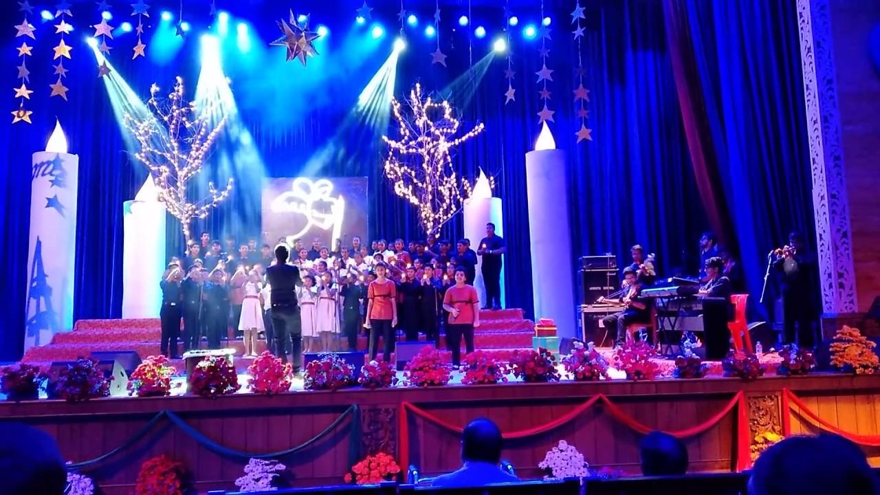 Magnificat - 2018, St Francis Choir, Sevasadan, Koramangala, Bangalore