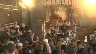 Pestilence - Chemotherapy (Live HQ)