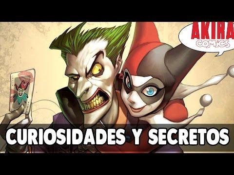 Harley Quinn y Joker: 10 Cosas que no sabías || Akira Comics