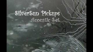 Silversun Pickups - Common Reactor (Acoustic Version)