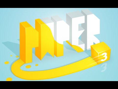 Играем вместе в игру Paper.io 3D, дайте Оленя!