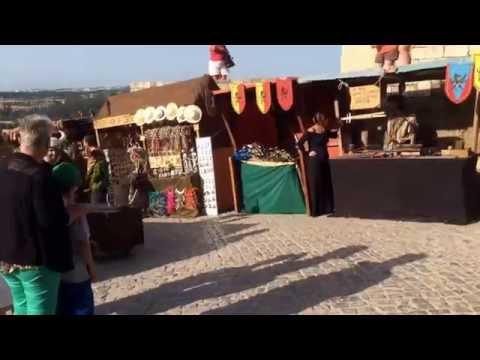 Óbidos Medieval festival Portugal