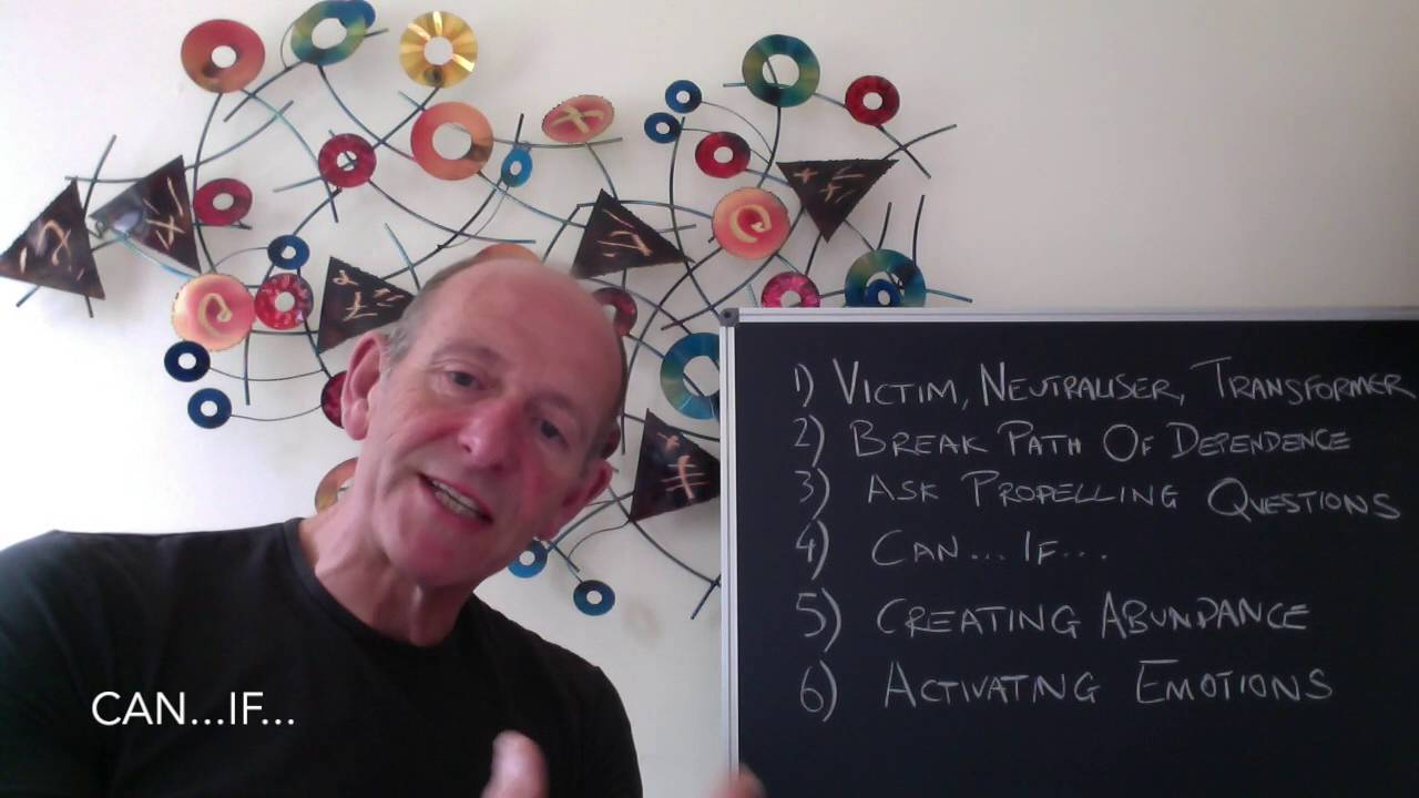 A beautiful Constraint Summarised by Paul Arnold - YouTube