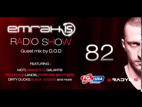 Emrah Is Radio Show - Episode 82 (Guest Mix by D.O.D)