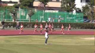 音声出力はありません。映像のみアップしています) 関西実業団陸上競技...