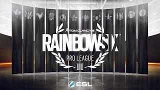 Rainbow Six Pro League - EU - Season 8 - Playday #9