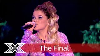 She's in Wonderland! Saara belts out Bjork's Oh So Quiet! | The Final Results | The X Factor UK 2016