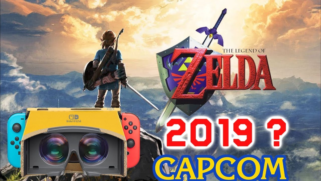 Rumor Another Zelda Game Coming To Switch In 2019 Re
