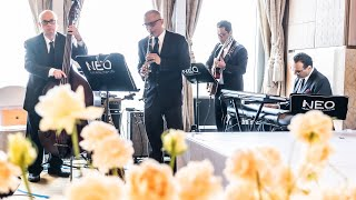 Neo Music Production - Instrumental Jazz Quartet | Hong Kong Live Jazz Music Wedding Band