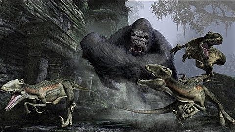 King Kong The Game (PS2) The Full Game