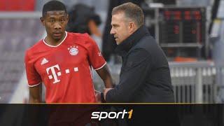 Flick kritisiert Alaba nach Niederlage | SPORT1 - DER TAG