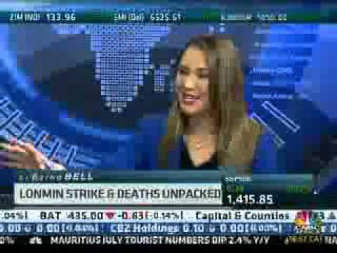Unpacking Lonmin strike and deaths