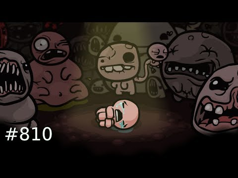 Let's Play - The Binding of Isaac - Episode 810 [Specialty]