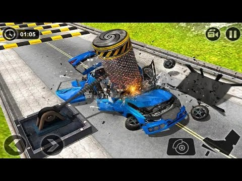 Speed Bump Crash Challenge Game #Sports Car Games Download #Car Games To Play For #Game Downloading