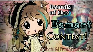Resulting Famart Contest Winners! [Gacha Life] - (Read Desc.)