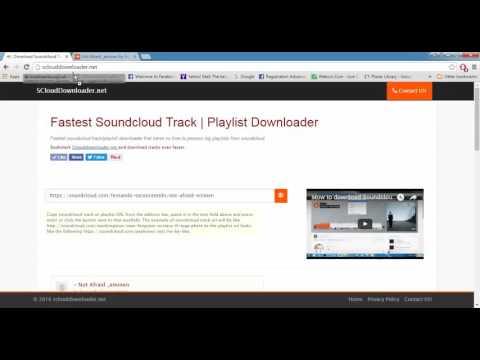 How to download Soundcloud music - Best soundcloud downloader