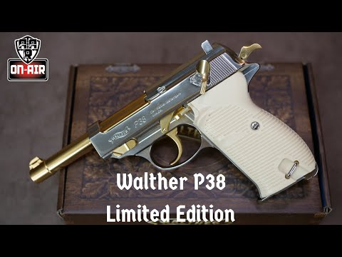 Umarex Walther P38 Limited Edition