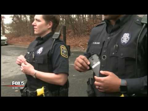 Fulton County unveils new body cameras