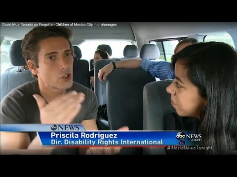 David Muir Reports on Forgotten Children of Mexico City in orphanages