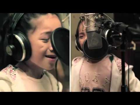 gadis 9 tahun cover song keren banget