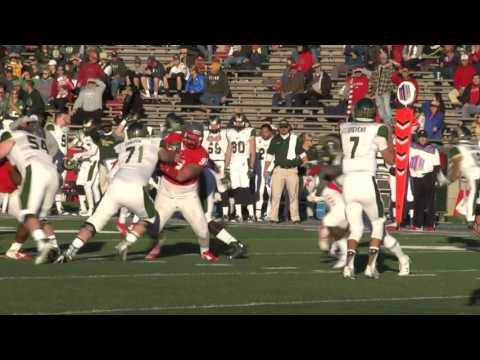 Isaiah I.B Brown university of New Mexico CornerBack #4 Highlights