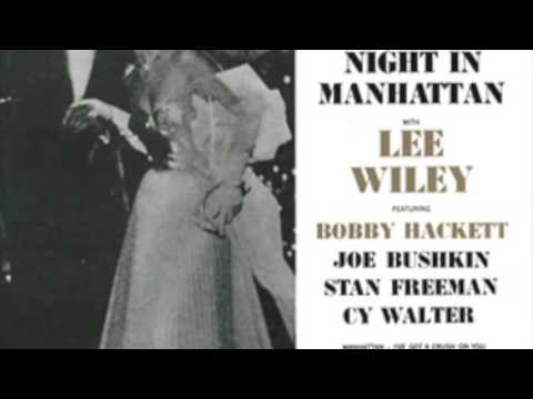 Lee Wiley - I've Got A Crush On You