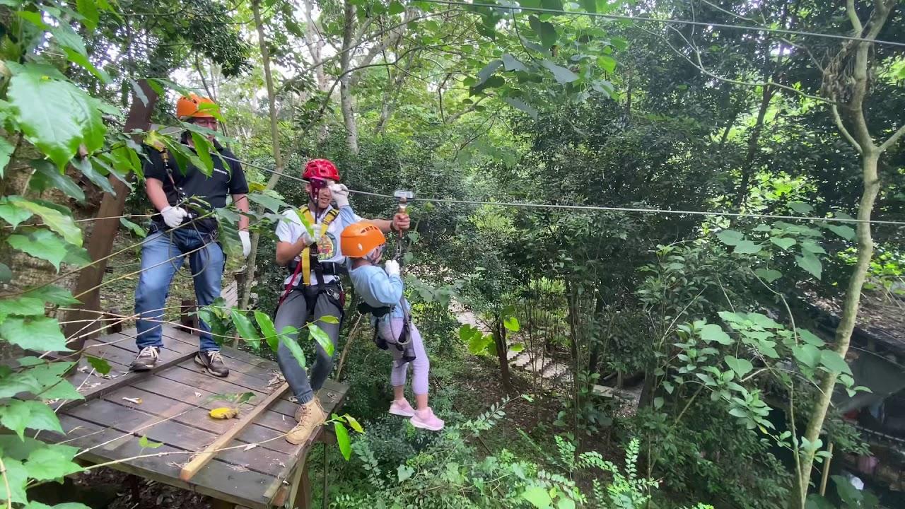 野猴子探險森林-1 教練陪溜 - YouTube
