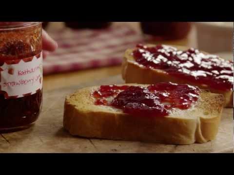 How to Make Easy Strawberry Jam