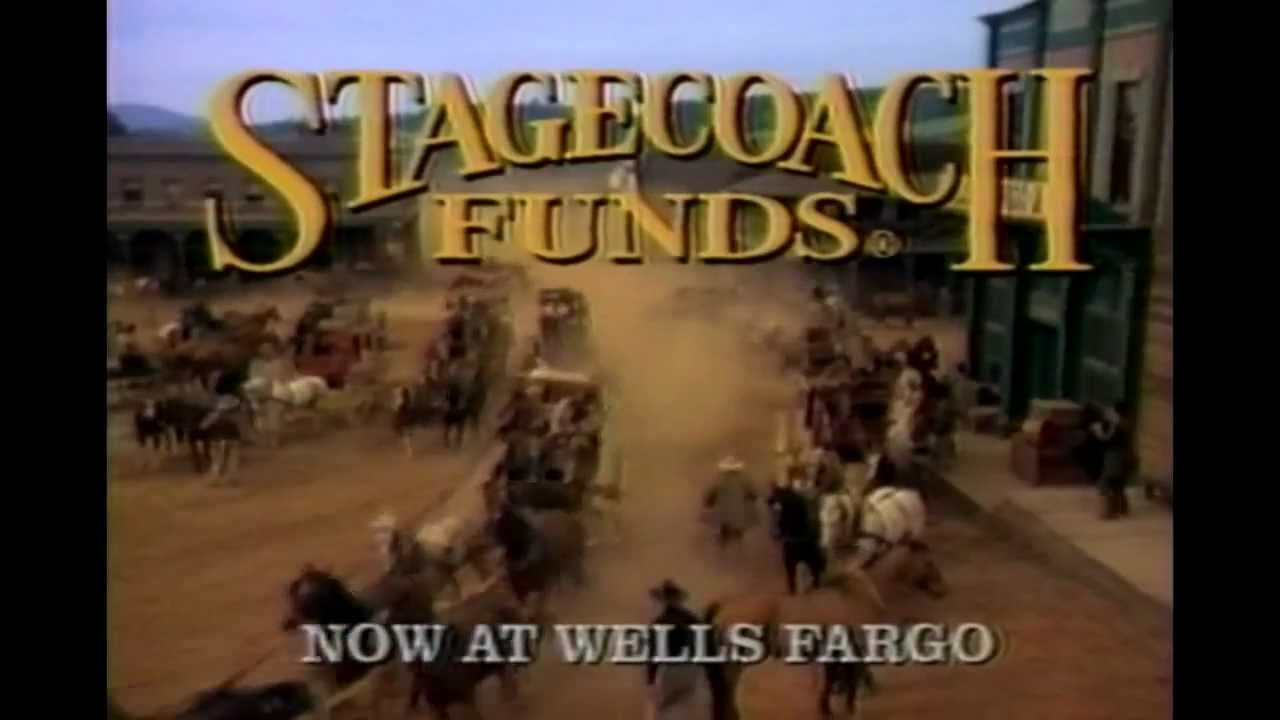 Commercial - Wells Fargo Stagecoach Funds - 1992
