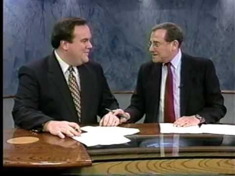 WKBW-TV Eyewitness News - Irv Weinstein Final Newscast - 12/31/1998