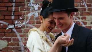 An Oz Inspired Wedding Shoot